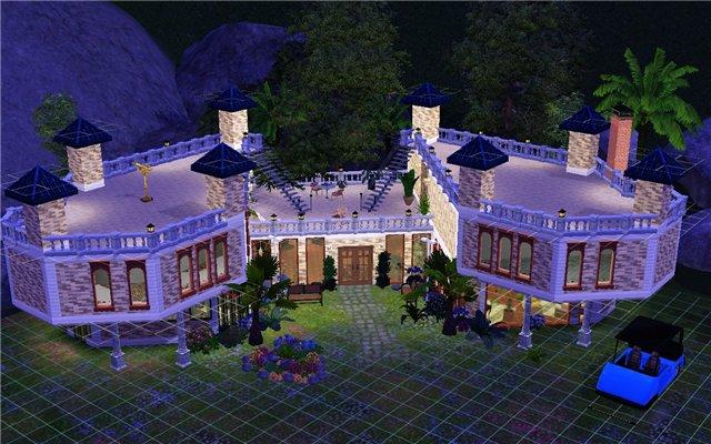смотреть онлайн бесплатно фото красивых домов